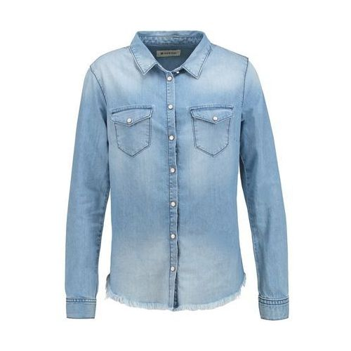 Rich & Royal Koszula denim blue, niebieski w 5 rozmiarach