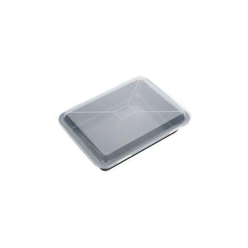 blacha do pieczenia głęboka z pokrywą delicia 36x25 cm marki Tescoma