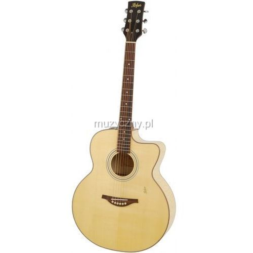 Hoefner HA-JC05 NT gitara akustyczna Jumbo cutaway