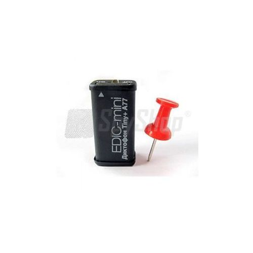 Dyktafon cyfrowy Edic mini Tiny+ A77 HQ do kontroli rodzicielskiej, TS-Market