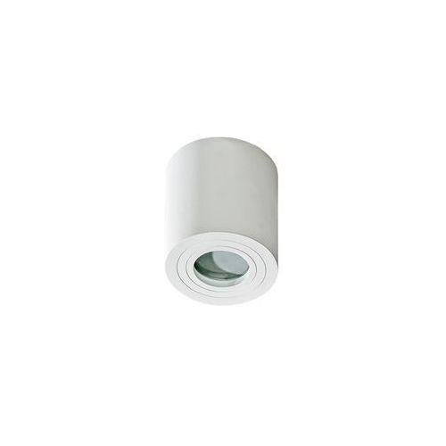 Azzardo Brant AZ2690 Spot plafon oprawa sufitowa 1x50W GU10 natynkowy IP44 biały (5901238426905)