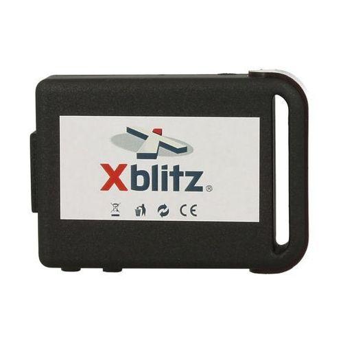 Xblitz G1000 Lokalizator GPS / GSM przenośny. Śledzenie TRASY ONLINE , Alarm SOS, Podsłuch Lokalizacja PSA i KOTA ! - produkt z kategorii- podsłuchy