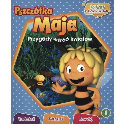 Pszczółka Maja Przygody Wśród Kwiatów Praca zbiorowa, Media Service Zawada
