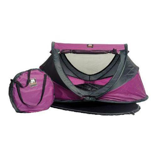 Deryan Łóżeczko / kojec turystyczny Peuter Luxe - Purple - produkt dostępny w Mall.pl