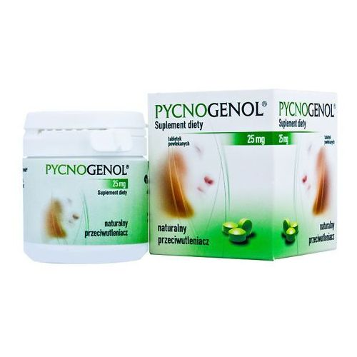 Unia zakłady farmaceutyczne Pycnogenol x 120 tabletek