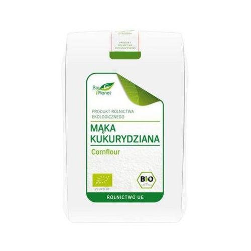BIO PLANET 400g Mąka kukurydziana Bio