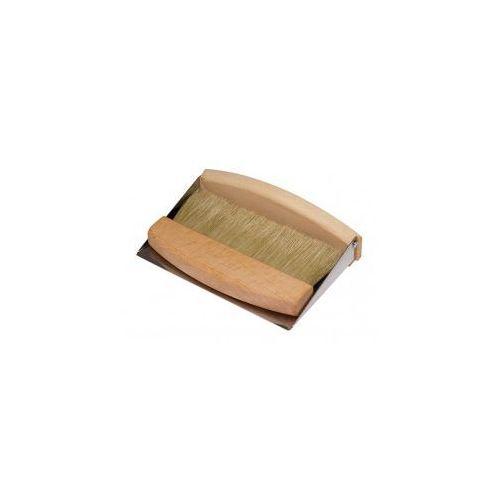 Redecker - Komplet szczotka i szufelka do sprzątania biurek i stołów 16cm - produkt z kategorii- szczotki