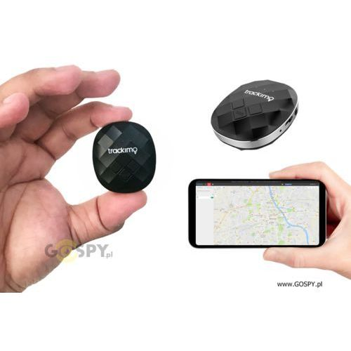 Lokalizator GPS Brelok TRACKIMO Guardian 2G WIFI