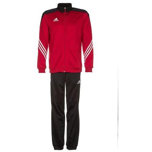 adidas Performance SERENO Dres university red/black/white - produkt z kategorii- dresy męskie komplety