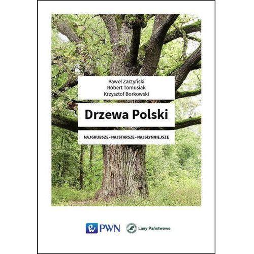 Drzewa Polski, Wydawnictwo Naukowe PWN