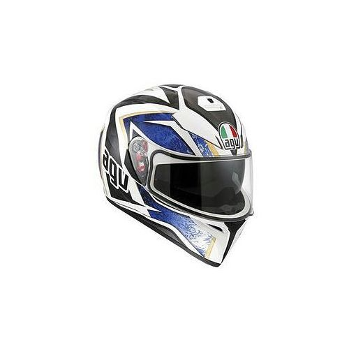 Agv Kask k-3 sv white/black/blue