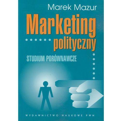 Marketing polityczny, oprawa miękka