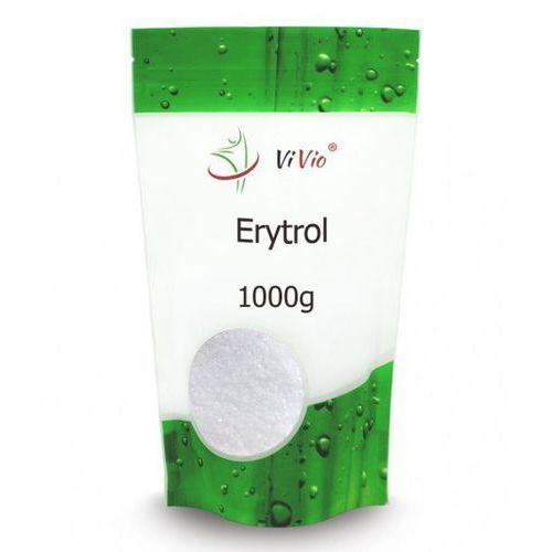 Słodzik VIVIO Erytrol 1000g Najlepszy produkt