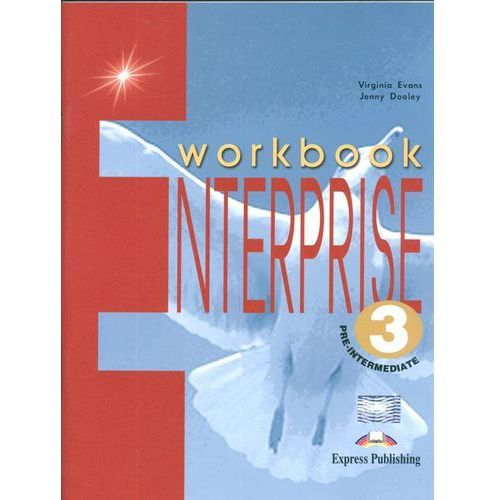 Enterprise 3. Pre-Intermediate, Virginia Evans, Jenny Dooley