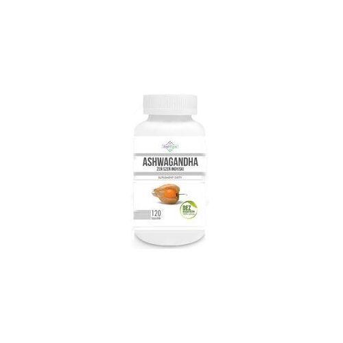 Soul farm (witaminy i ekstrakty) Ashwagandha ekstrakt 500 mg 120 kapsułek - soul farm