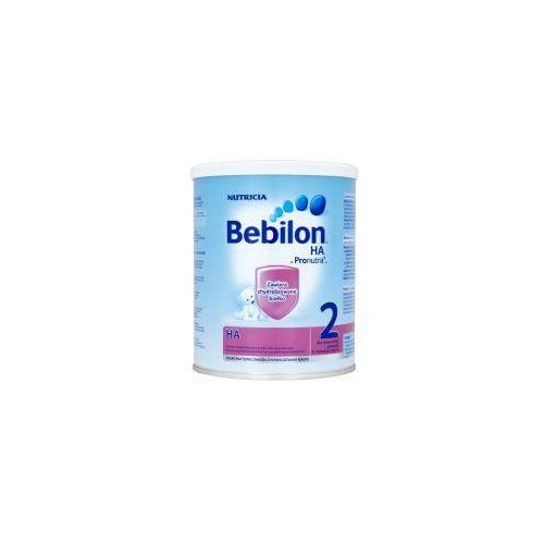 Bebilon HA 2 z Pronutraˢ Mleko następne powyżej 6. miesiąca życia 400 g (mleko dla dzieci)