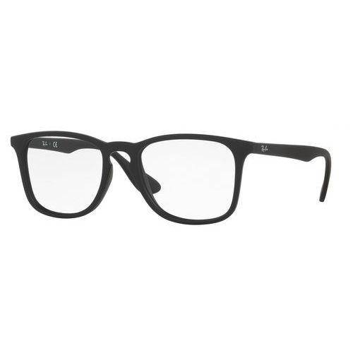 Ray-ban Okulary korekcyjne rx 7074 5364 50