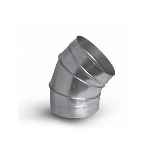 Kolano wentylacyjne segmentowe 45 st, 710 mm, BS4 710