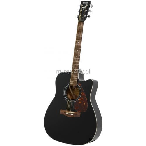fx 370 c bl gitara elektroakustyczna kolor czarny marki Yamaha