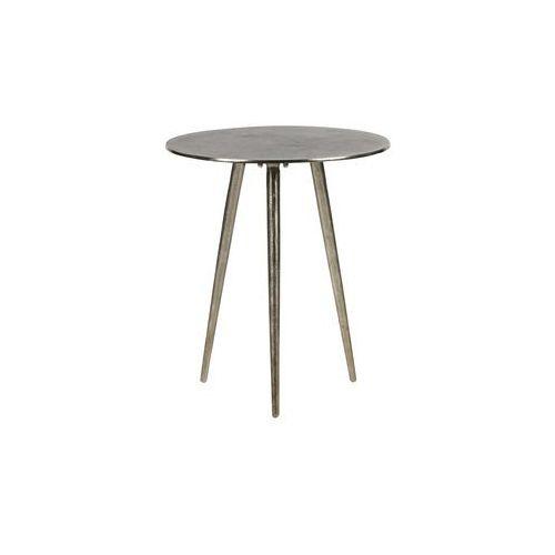 Be pure stolik bright metalowy złoty Ř40cm 800786-g
