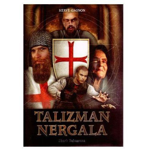 Talizman Nergala. Tom 2. Skarb Salomona + CD Harve Gagnon
