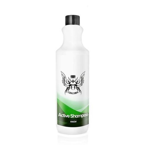 Active shampoo rrc 500ml - do mycia właściwego i pielęgnacji lakieru samochodowego marki Rr customs