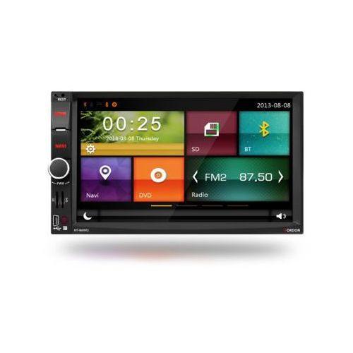 System multimedialny z nawigacją VORDON HT-869V2 - produkt z kategorii- Pozostały sprzęt samochodowy audio/video
