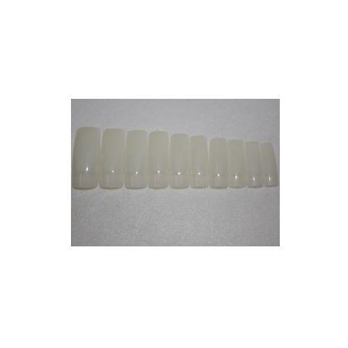 Typy (NAIL TIPS) Sztucne paznokcie Fengda: Matowe małe, 10 rozmiaru - 20sztuk, produkt marki Aerograf Fengda