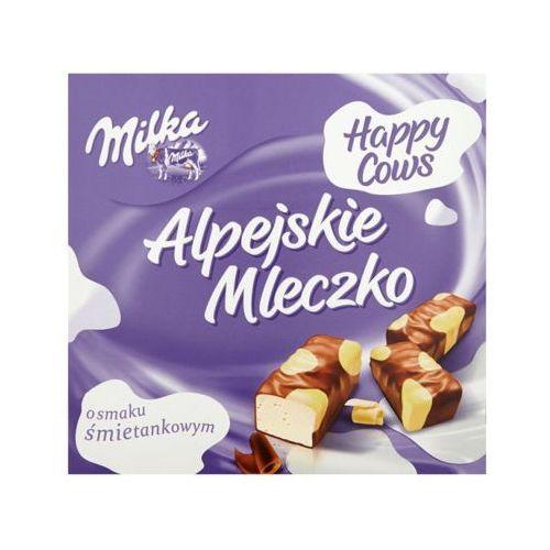 MILKA 330g Alpejskie mleczko łaciate Happy Cows