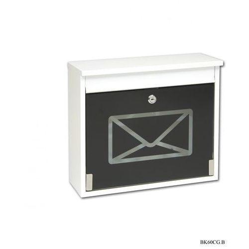 Richter Czech BK60CG - biała + ciemne szkło hartowane - produkt dostępny w Mall.pl