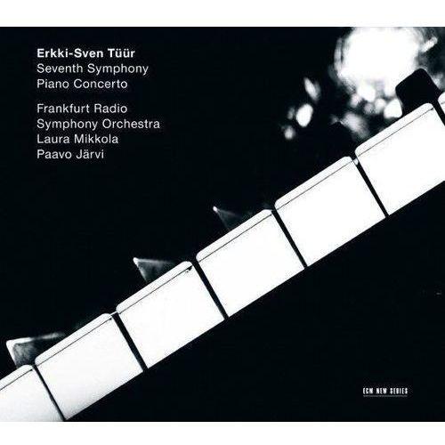 VII SYMFONIA/KONCERT FORTEPIANOWY - Erkki-sven Tuur (Płyta CD), 4810675
