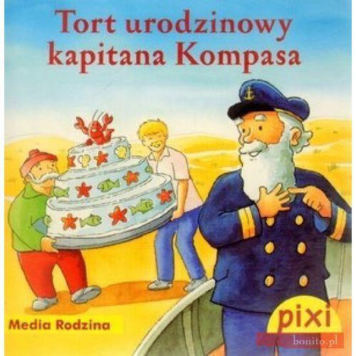 Pixi. Tort urodzinowy kapitana Kompasa - Alfred Neuwald (24 str.)