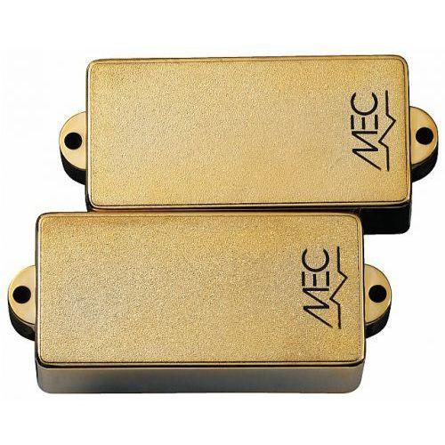 Mec p pu 4 aktiv, złoty cover mec p pu 4 activ, złoty cover przetwornik gitarowy