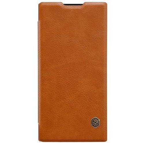 Etui Nillkin QIN Sony Xperia XA2 Ultra - Brown - Brown, kolor brązowy