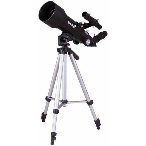Levenhuk teleskop Skyline Travel Sun 70 czarny