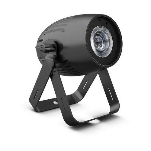 Cameo q-spot 40 cw-kompaktowy spotlight 40w z białą zimną diodą led w czarnej obudowie