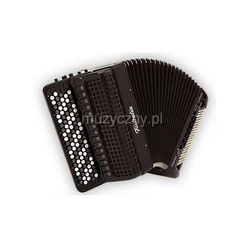 bayan b61 61(102)/4/15+7c 120(55)/2(6)/7+2 akordeon guzikowy z konwertorem (czarny) marki Fisitalia