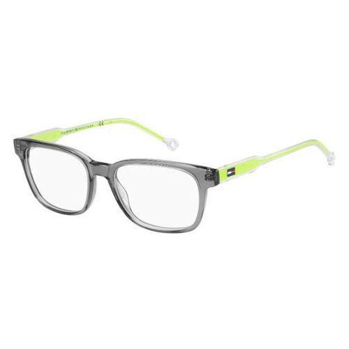 Tommy hilfiger Okulary korekcyjne th 1427 kids y5f