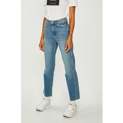 Wrangler - Jeansy Blue Spark, jeans