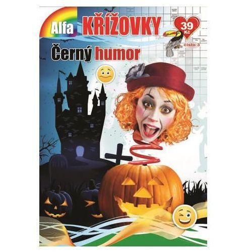 Křížovky 3/2018 - Černý humor neuveden