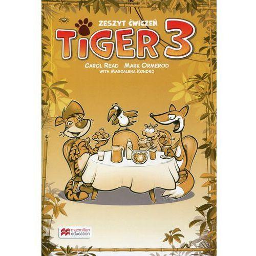 Tiger 3 Zeszyt ćwiczeń (do wersji wieloletniej) - Praca zbiorowa, oprawa miękka