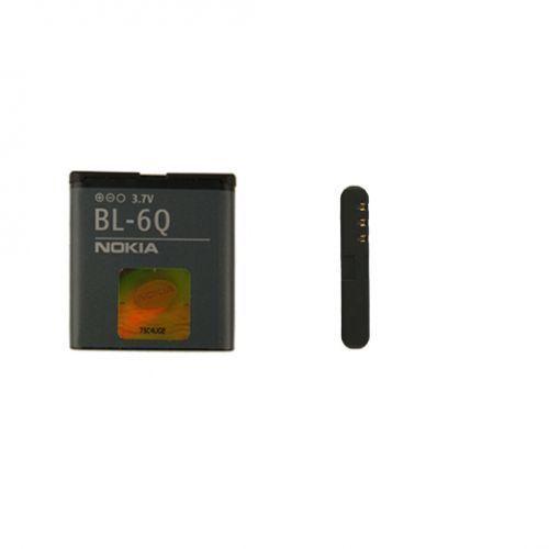 Nokia  6700 classic / bl-6q 970mah 3.6wh li-ion 3.7v (oryginalny)
