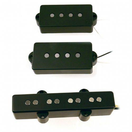 pickup set np4v + nj4 70´s bridge position, 4 strings zestaw przetworników do gitary marki Nordstrand