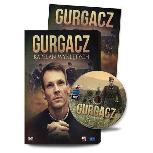 Rafael Gurgacz kapelan wyklętych dvd (9788365889669)
