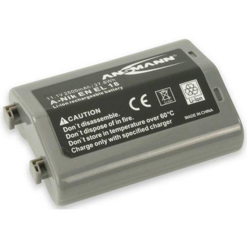 Ansmann  akumulator a-nik en el 18