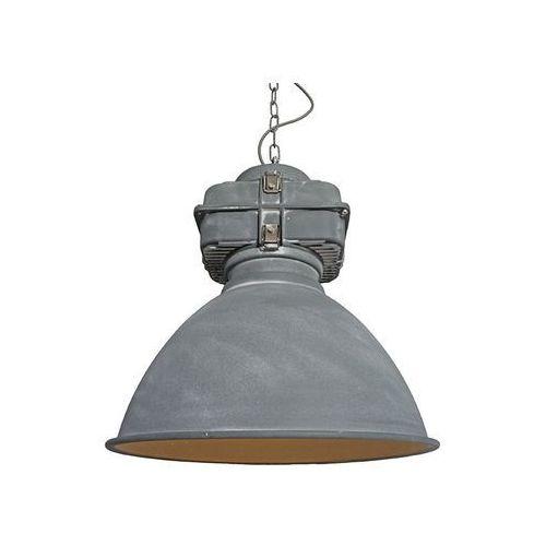 Azzardo Lampa wisząca bismarck concrete glass by