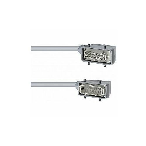 PSSO Multicore 16pin 10m gy 6-biegunowy multipin