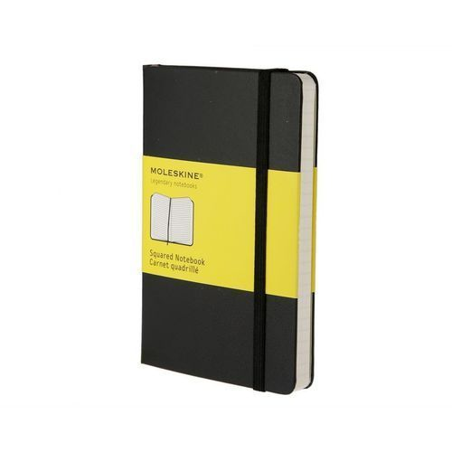 Moleskine Square Pocket Notebook, Moleskine