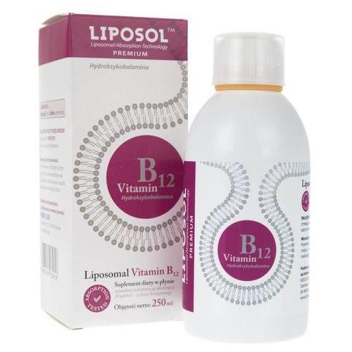 Liposol Vitamin B12 (liposomalna witamina B12) - 250 ml