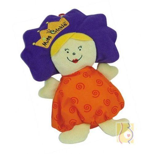 Pani Szeleścik - zabawka, książeczka, płyta DVD, płyta CD KA10452